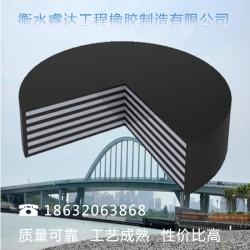 板式桥梁支座垫块挡块