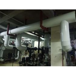 阻燃岩棉管设备保温防腐彩钢不锈钢铁皮保温安装队