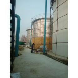 专业液氮罐保温保冷工程吸音玻璃棉板罐体保温工程白铁保温工程