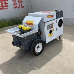 细石大骨料浇筑泵可根据需求定制机型