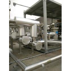石家庄不锈钢管道保温施工队玻璃棉管泵房设备保温承包