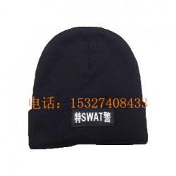 特警棉帽,特警针织帽,特警冬战训帽