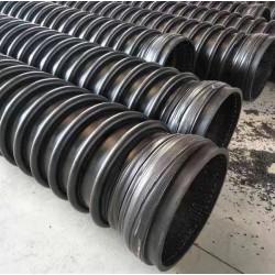 江西厂家供应HDPE缠绕增强B型管