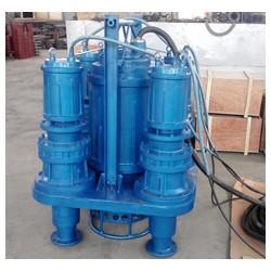 50米水下大型搅拌式清淤泵,杂质泵,渣浆泵厂家直销