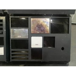 定制化妆品展柜为什么选择用木材制作?