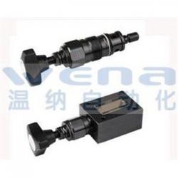 DBDS8G10/25/2直动式溢流阀厂家无锡温纳