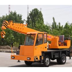 厂家直销小型吊车五吨自制底盘汽车吊液压伸缩臂起重机