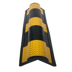 粤盾交通圆角橡胶护墙角防撞条防撞护角