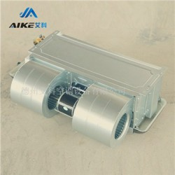 郑州卧式暗装风机盘管按需定制,型号齐全,尺