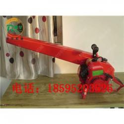 背负式马路吹雪机 便捷省劲公路扫雪机 抛雪