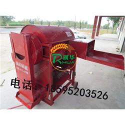 拖拉机带大型脱粒机 谷子水稻脱粒机 红小豆