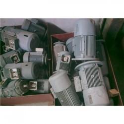 西安Y系电动机回收;西安Y系报废电动机回收