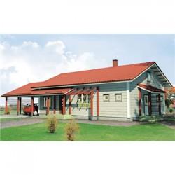 首佳木结构专业供应木结构房屋木别墅木屋