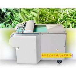 韭菜切馅机 富兴土豆切丁机 豆腐切块机型号