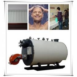 单位小区房间供暖专用1吨燃气热水锅炉