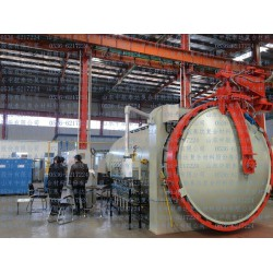 山东中航泰达(多图)、陕西复合材料热压罐安