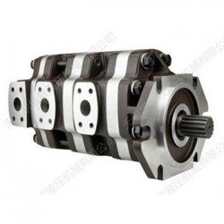 GPC4-80-63-50-B1F4-30-R,三联齿轮泵