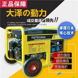 大泽动力 TOTO190A发电电焊机一体机