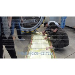 湖南碳纤维复合材料加工固化,山东中航泰达(