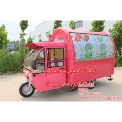 杨凌美食车|亿品香餐车(在线咨询)|小吃车美