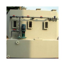 供应 山东海林 废气处理设备厂家 交叉流式洗涤塔